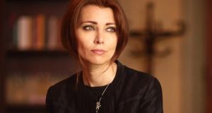 Elif Shafak: 'In a collectivistic, patriarchal society, writers and artists try to carve out an independent and individual space for themselves.' Photograph: Zeynel Abidin