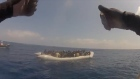 LÉ Eithne rescues over 500 migrants in the Mediterranean
