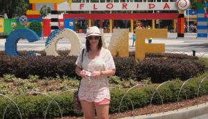 Willing nomad: Deirdre Colgan in Florida