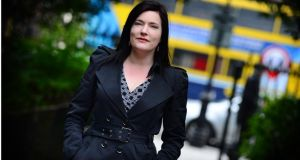 Rachel Moran is the author of 'Paid For: My Journey Through Prostitution'.  Photograph: Bryan O'Brien