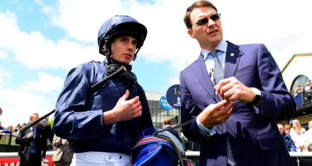 Image result for aidan o'brien ryan moore