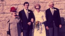 Family Fortunes: My parents' stolen wedding photos turned up more than a decade later