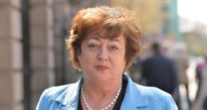 Catherine Murphy: her comments in the Dáil were published on the Oireachtas website. Photograph: Alan Betson