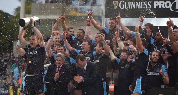 Glasgow vince la Guinness PRO 12