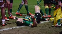 George North 'fit and well' for World Cup after head injury