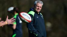 Nine uncapped players in Wales World Cup training squad