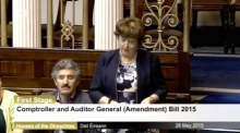 Catherine Murphy's Dail speech in full