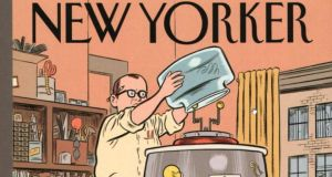 His regular covers for the New Yorker are well-respected in the industry