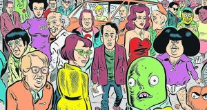 The Complete Eightball, a collection of Daniel Clowes's past work