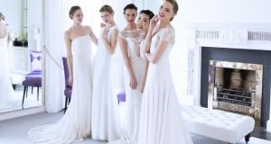 Louise Kennedy wedding dresses