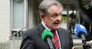 "Minister for Public Expenditure and Reform Brendan Howlin has said people struggling to have their true gender recognised endure ""torture"" and the Government was seeking to ""relieve that pain"".   Photograph: Cyril Byrne"