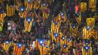 Soccer final thrusts Catalan independence bid back into spotlight
