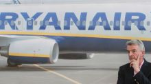 Michael O'Leary of Ryanair: airline's stock rose 1.22 per cent to €11.64. Photograph: Niall Carson/PA Wire