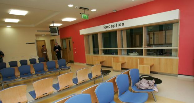 Part of Cork University Hospital ceiling collapses