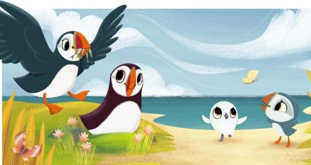 Netflix picks up Irish-based animation 'Puffin Rock'