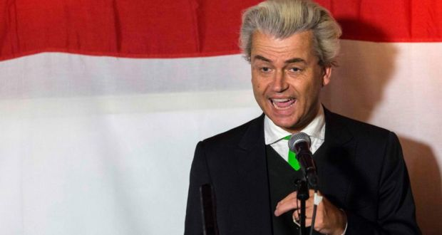 Wilders to show Muhammad cartoons on Dutch TV