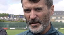 Roy Keane on Delaney, England and James McCarthy