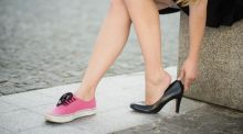 The Yes Woman: The self-imposed oppression of high heels