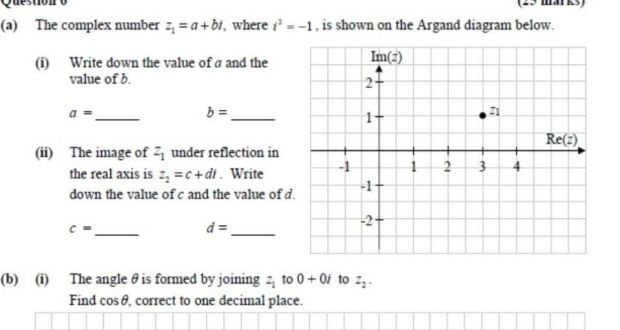 Leaving cert maths fury at ordinary level paper question from fridays ordinary maths paper an utter write off yadclub Choice Image