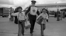 Vietnamese boat people on a grim journey to Ireland 36 years ago