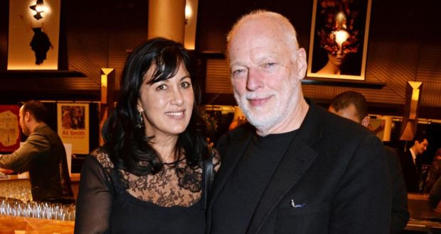 Polly Samson And David Gilmour Will Discuss The Creative Process How They Collaborate On