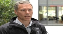 Van Basten wants football to be 'clean and well organised'