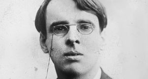 Creative power: WB Yeats as a young poet. Photograph: Bain/Library of Congress