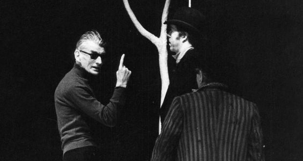 Samuel Beckett Waiting For Godot