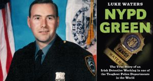 "Luke  Waters: portrays what it's like being ""on the job"". As well as describing the luck of being Irish in the NYPD, Waters describes the politics within the NYPD as well as the heartbreak and the frustrations"