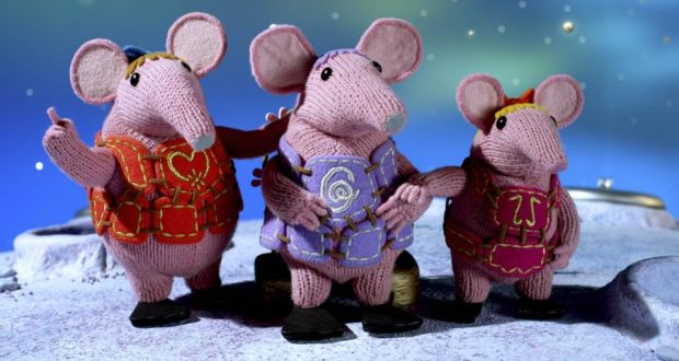 The Clangers' return to Earth's TV screens