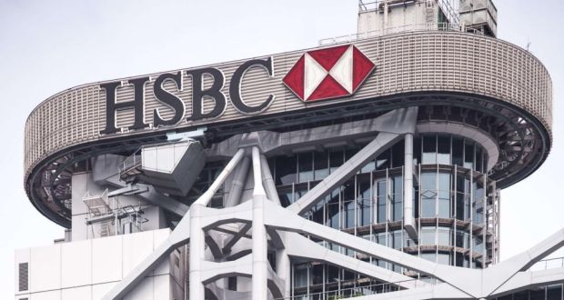 HSBC set out  eleven criteria on Tuesay it will use to evaluate whether to move its headquarters from London to Asia, likely Hong Kong. (Photograph: Philippe Lopez/AFP/Getty Images)