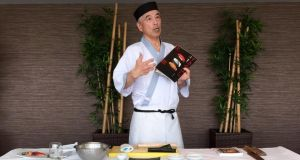 Chef Hisashi Kumagai: learn to know your norimaki from your nigiri.