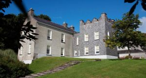 Derrynane House, home of Daniel O'Connell. The house has reopened to the public following a major refurbishment by the Office of Public Works.   Photograph: Don MacMonagle