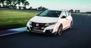 New Honda Civic Type-R: surprisingly docile for a car with 300bhp on tap