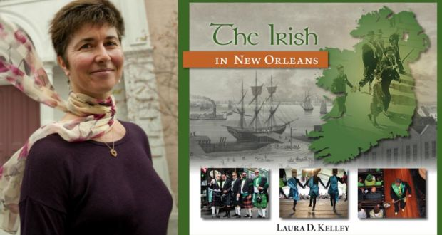 Laura D Kelley, author of The Irish in New Orleans:  in addition to the personal stories I have uncovered, I have also found a common identity that to this day connects the diaspora with its land of origin. In a larger sense, this book exemplifies an expansion of Irish national identity beyond the traditional geographical boundaries, one inclusive of its diaspora