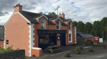 Barfly: the Hanged Man's pub, Milltown, Co Kildare