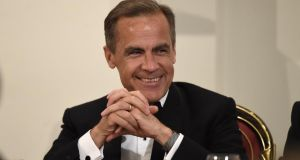 "Blaming past failings inside the Bank of England, Mr Carney said its ultra-traditional governance rules had ""weakened the social licence of markets"". Photograph: Leon Neal/AFP/Getty Images"