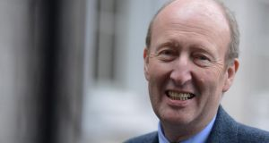 "Shane Ross: ""I'm not suggesting that whoever is appointed eventually is flawed"", but ""everybody in this House knows that those who are going to sit in judgment in such tribunals are political appointees"". Photograph: Cyril Byrne"