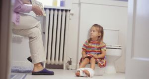 Ask the Expert: Going potty with toilet-training stress