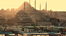 Istanbul: City of glittering riches