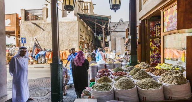 Camel heads and spice souks: on the food trail in Dubai's