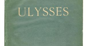 First editions: 'Ulysses' signed by James Joyce, (€82,000-€110,000)