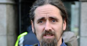 "Luke ""Ming"" Flanagan said while it was obvious Russian president Vladimir Putin was ""not a very nice individual"" the EU had ""given up the right to lecture anybody on sovereignty"". File photograph: Frank Miller/The Irish Times"