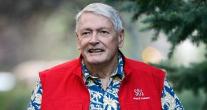 US-based cable TV giant Liberty Global, owned by  Irish-American businessman John Malone (above), is conducting due diligence on Irish  TV3 with a view to buying the business. Liberty Global  owns the UPC Ireland cable TV, telephone and broadband company. File photograph: Kevork Djansezian/Getty Images