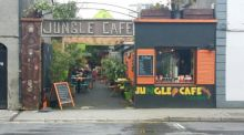 Meal Ticket: Jungle Cafe, Galway