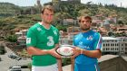 Rhys Ruddock will captain Emerging Ireland in their Tbilisi Cup opener against Emerging Italy. Photograph: Inpho