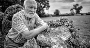 Generations: Cathal Cullen  at his home, Garty Lough, Bamford, Co Kilkenny. Photograph:  Dylan Vaughan