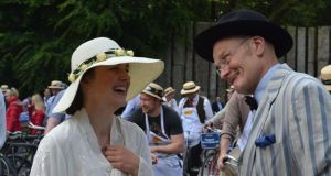 The annual Bloomsday Festival runs until June 16th in a six-day celebration of James Joyce's novel Ulysses.
