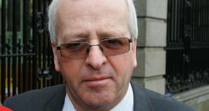Independent TD Mattie McGrath. Mr McGrath has claimed that Irish Water is a 'wild animal' and that the Government has rejected legislation that would 'tame the beast'. File photograph: David Sleator/The Irish Times