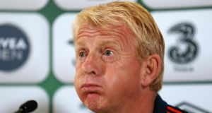 """I can't remember ever any manager telling me 'This is the way to play for a draw',"" said Scotland boss Gordon Strachan."